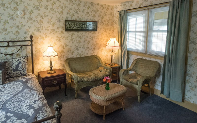 romantic bed and breakfast near acadia national park