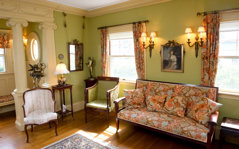 victorian b&b near Acadia National Park Maine
